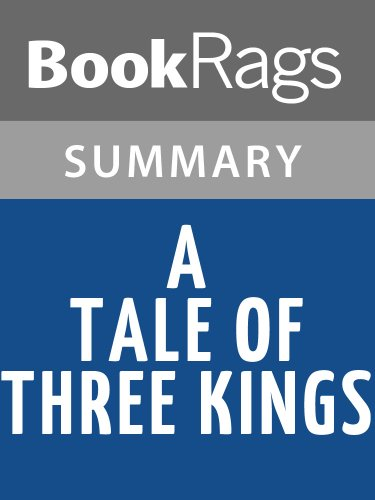 BookRags - A Tale of Three Kings by Gene Edwards   Summary & Study Guides