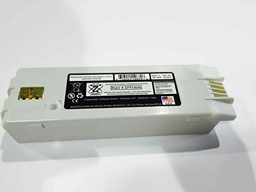 cardiac-science-9146-001-replacement-battery-for-9300e9300a-aed-g-3-powerheart-white