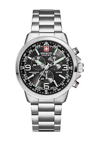 Tiradísimo Reloj de cuarzo para hombres Swiss Military modelo SM34208AEU/H04MS