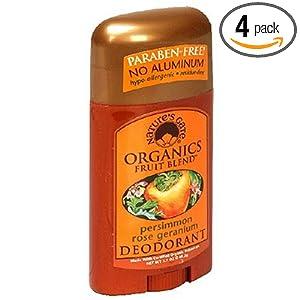 Desodorante de persimón