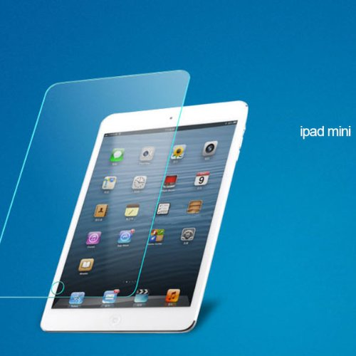 Carry360 Premium Real Tempered Glass Film Screen Protector For Ipad Mini