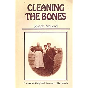 Cleaning the bones Joseph McLeod