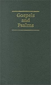 KJV Giant Print Gospels and Psalms Green Hardcover