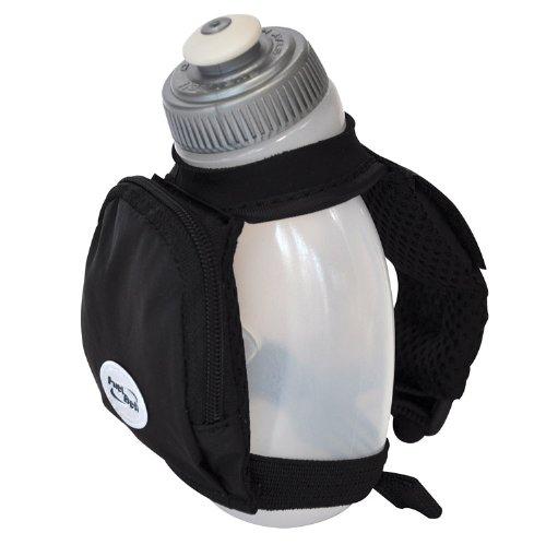 FuelBelt Fuelbelt Dash 7-ounce Palm Holder, Black