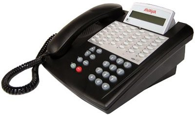 Avaya Partner 34D Series 2 Telephone Black