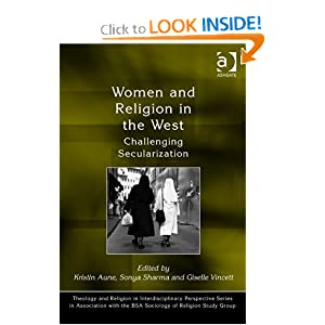 Amazon.com: Women and Religion in the West (Theology and Religion ...