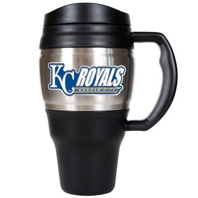 MLB Kansas City Royals 20-Ounce Travel Mug at Amazon.com