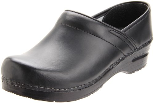 Sanita Men's Professional Box Clog,Black,45 EU ( US Men's 11.5-12 M)