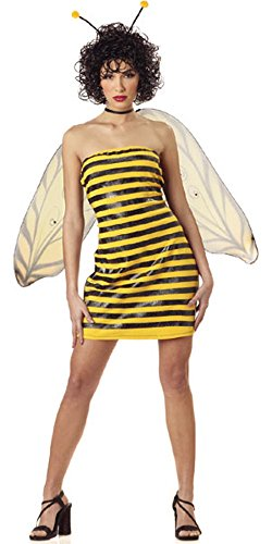 Adult Bumble Bee Costume Size Medium 6-8