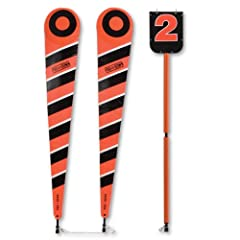 Buy Pro Down Collegiate Down Indicator and Chain Set by Pro Down