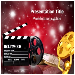 amazoncom hollywood powerpoint ppt templates