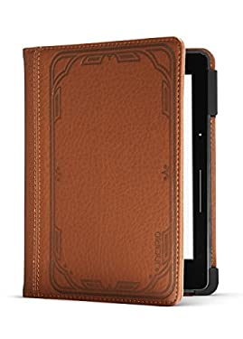 Incipio Journal Cover for Kindle Voyage, Brown