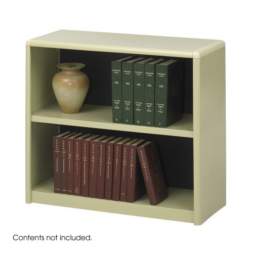 Safco Value Mate Series Metal Bookcases Bookcase2shf28hsd