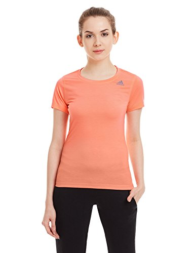 adidas-Womens-Plain-T-Shirt