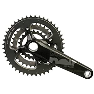 SRAM Noir XC 3.3 Team 170 Carbon Crank Set ($265.95)