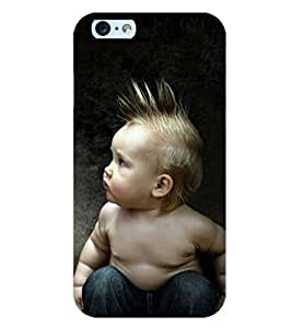 D KAUR Smarty Boy Back Case Cover for Apple I Phone 6S::Apple I Phone 6S