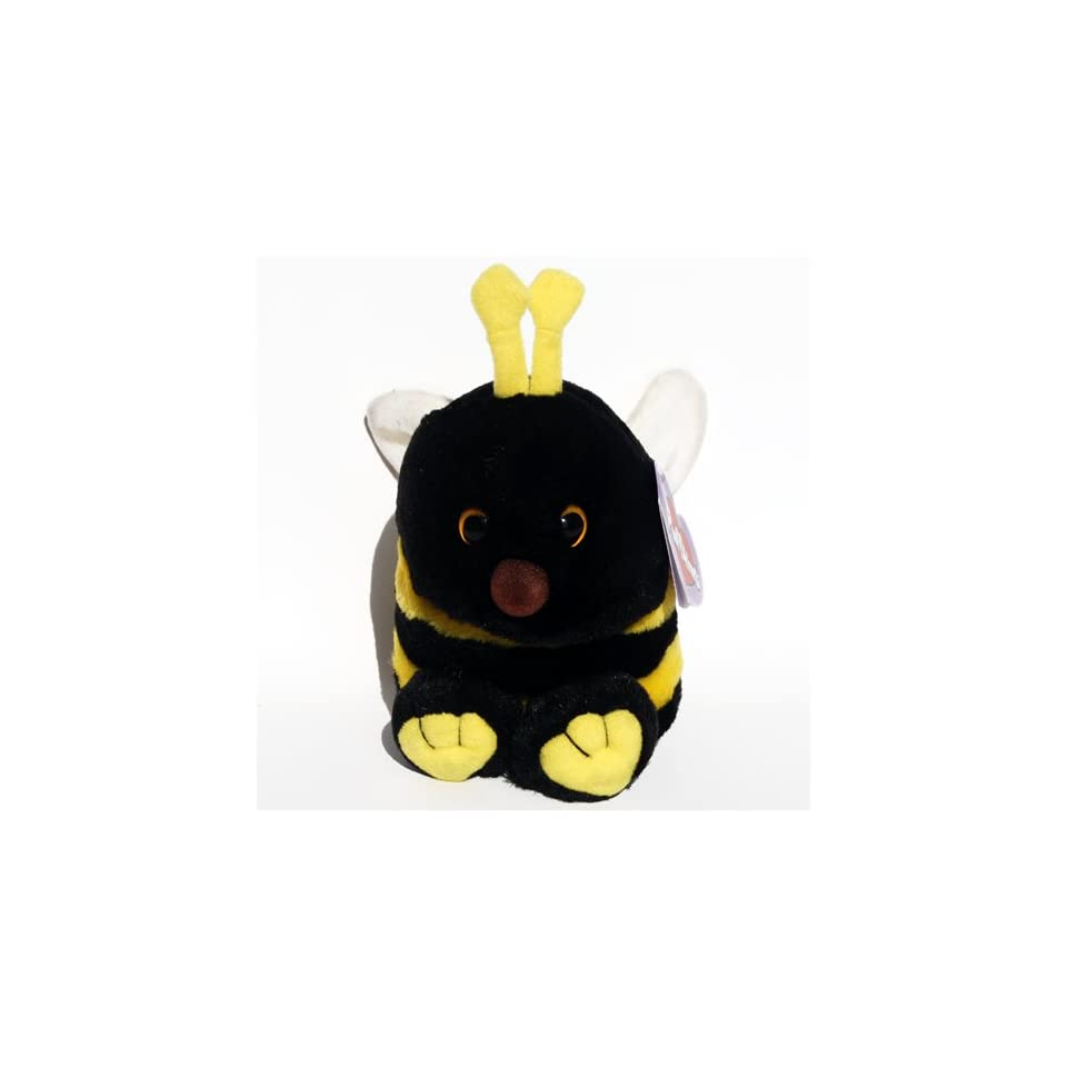 Remarkable Buzz The Bumble Bee Puffkins Bean Bag Plush On Popscreen Forskolin Free Trial Chair Design Images Forskolin Free Trialorg