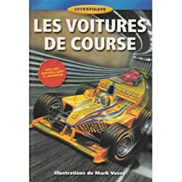 Children's Investigate Series : Formule 1