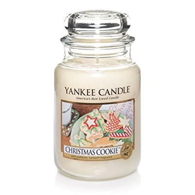 Yankee Candle Christmas Cookie , Festive Scent