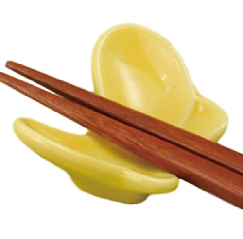 Japanese Delicate Giant Butterfly Ceramic Chopsticks Spoons and Forks Holder Mino Ware [Made in Japan]