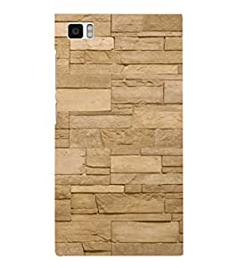 EPICCASE casual wall Mobile Back Case Cover For Xiaomi Mi3 (Designer Case)