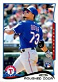 2014 Topps Update Baseball #US-276 Rougned Odor Rookie Card