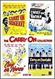 Carry On Collection Vol.1 [Sergeant / Teacher / Nurse / Constable] [DVD]