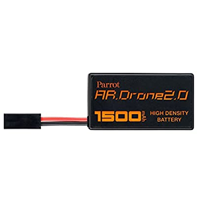 Parrot AR.DRONE 2.0 1500mAh LiPo Battery - Retail Packaging - black