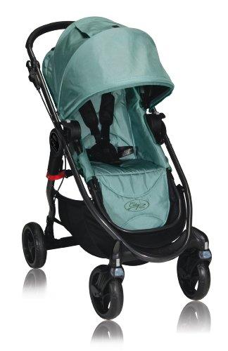 Baby Jogger City Versa Stroller, Green front-1026053