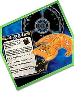 Star Trek Attack Wing OP Kit 1 Operation Return The Dominion War - Organized Play Game Night