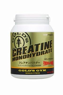 GOLD'S GYM Creatine Powder 500g by SULINNKU GGP