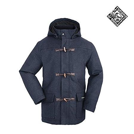 Tucano urbano 870KB10 mONTGOMERY kID respirant et étanche duffle-coat, bleu, taille 10y