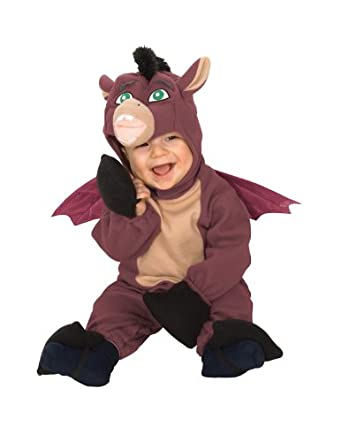Shrek Romper And Headpiece Dronkey, 1-2 Years