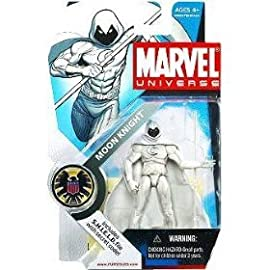 "Marvel Universe 3 3/4"" Series 4 Action Figure Moon Knight [Toy]"