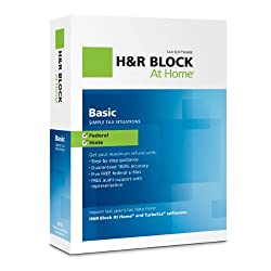 Save Up to 51% on Select H&R Block Tax Products