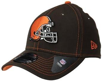 NFL Cleveland Browns True Team Classic 39Thirty Flex Fit Cap by New Era