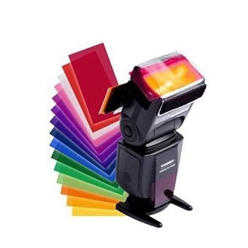 kamera-fotografie-12-stuck-blitz-speedlite-farbfilter-verschiedene-farbeffekt-farbfolien-gels-filter