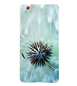 Beautiful Flower 3D Hard Polycarbonate Designer Back Case Cover for Gionee S6