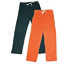 Indistar Women Super Combo Pack 4 (Pack of 2 Lower/Track Pant and 2 T-Shirt)_Gray::Orange::Purple::White_L