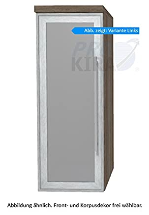 puris Kera Trends High board (hba513b7l/R) Mobile da bagno, 30 cm