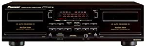 Pioneer CTW208R Dual Cassette Deck