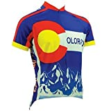 Colorado Bicycle Jersey Small