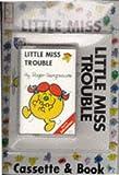 Little Miss Trouble (Little Miss Book & Tape)