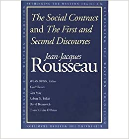 rousseau second discourse essay This essay briefly analyzes his thought as elaborated in the discourse on the   the state of nature and man, recreated by rousseau in his second discourse.
