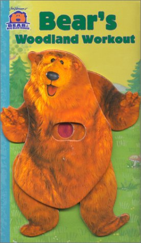 Bear's Woodland Workout (Bear in the Big Blue House)