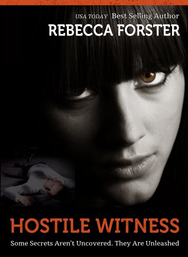 HOSTILE WITNESS (legal thriller, thriller) (The Witness Series,#1)
