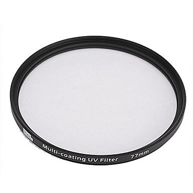 Multi-Coating Uv Filter 77Mm For Canon Nikon Sony And More