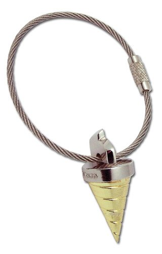 Gurren Lagann Core Drill Metal Key Chain