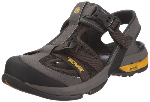 Teva Men's Itunda 9031 Outdoor Sandals Grey EU 44.5