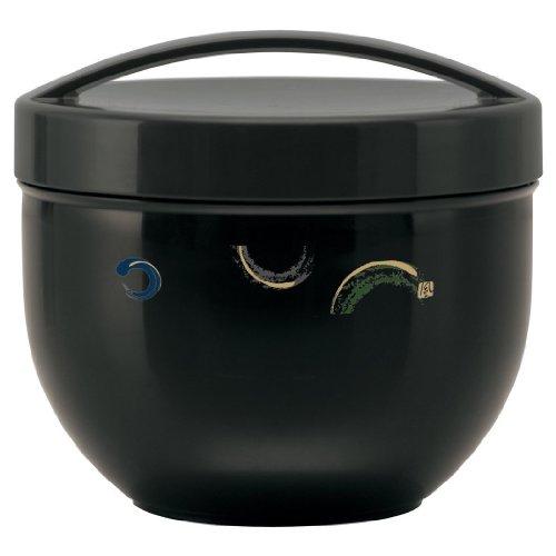 Japanese Bento Lunch Bowl 2 Tier Wind, 840ml (24oz)